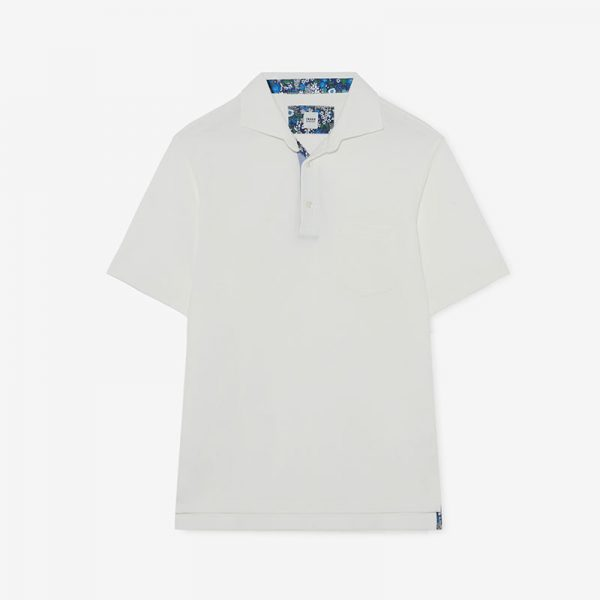Polygiene-Polo shirt-white