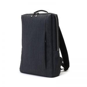 SLIM HEATHER BACKPACK