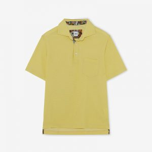 Polygiene-Polo shirt-yellow