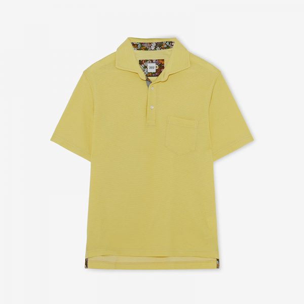 Polygiene-Polo shirt-yellow