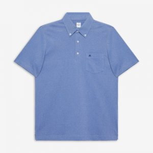 COOLMAX BUTTON DOWN POLO SHIRT