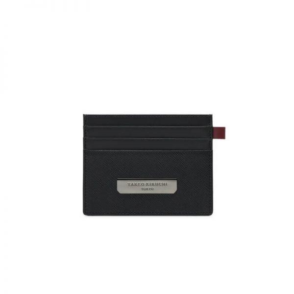 BLACK BG CARD CASE