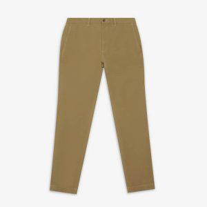 BROWN 2WAY STRETCH CHINO PANTS