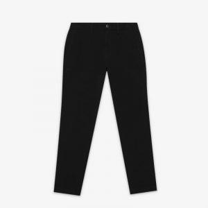 BLACK 2WAY STRETCH CHINO PANTS