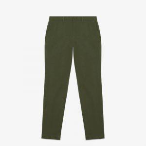 GREEN 2WAY STRETCH CHINO PANTS