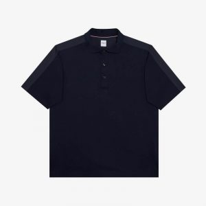 NAVY COOLMAX COOL TOUCH POLO SHIRT