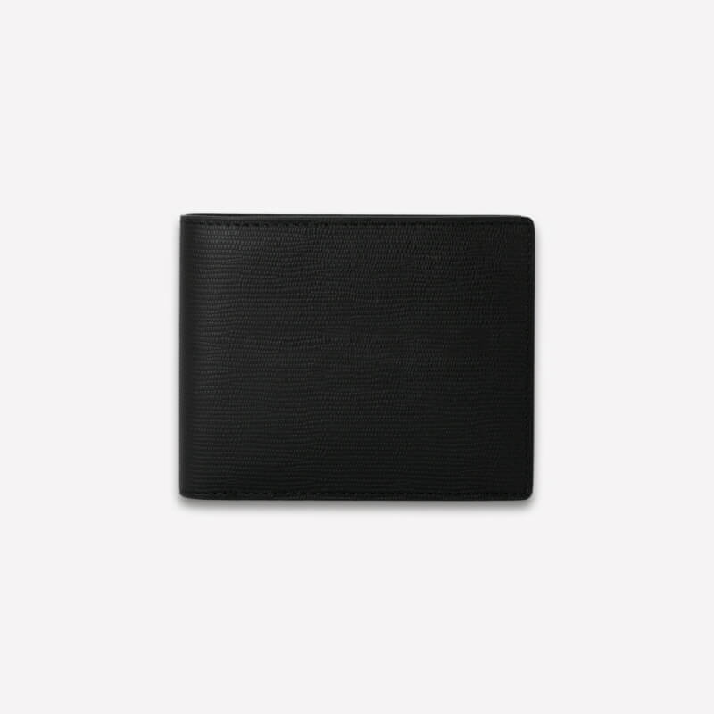 Wallet with coin case